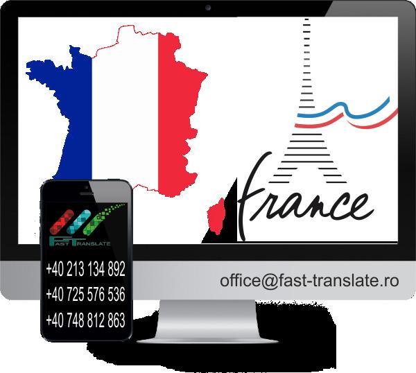 Traduceri Website Franceza