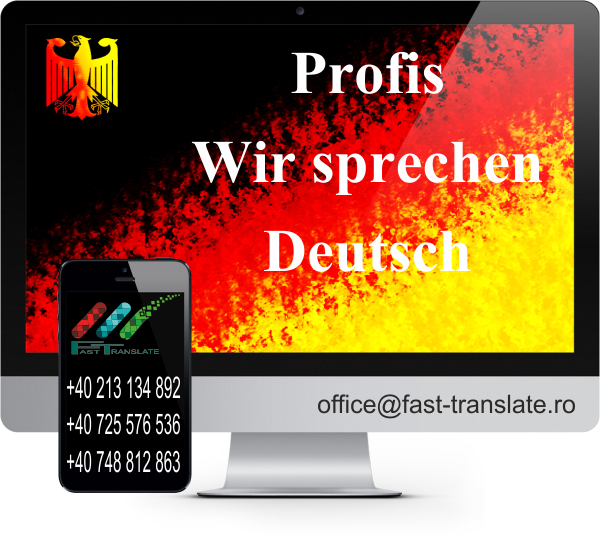 Traduceri Website Germana