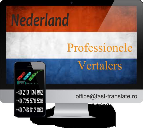 Traduceri Website Olandeza