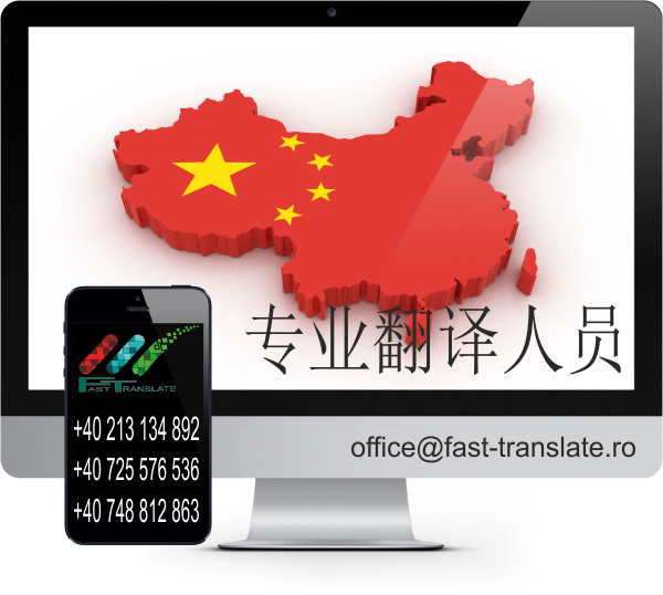 Traduceri Website Chineza