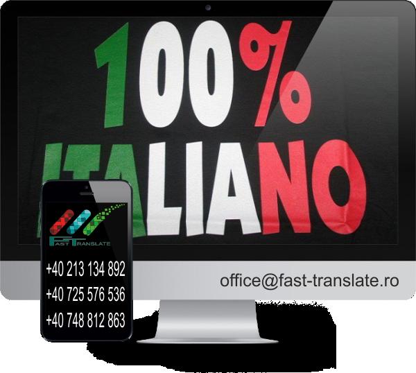 Traduceri Website Italiana