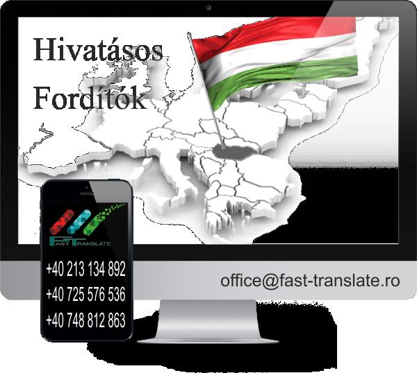 Traduceri Website Maghiara