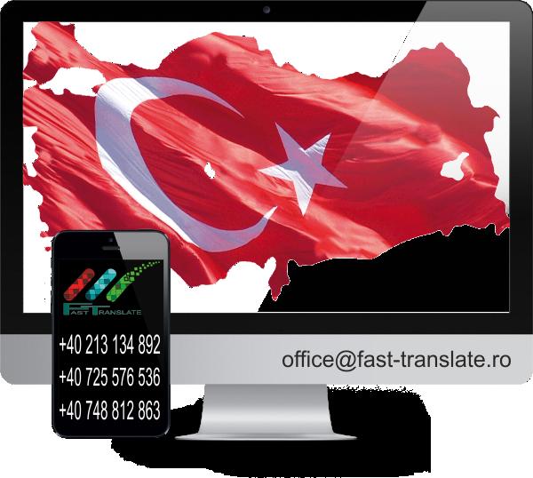 Traduceri Website Turca